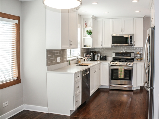 Heart of the Home Kitchen Remodel