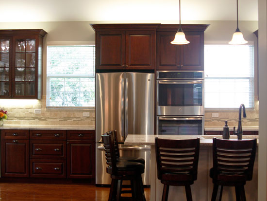 Traditional Entertaining Kitchen Remodel